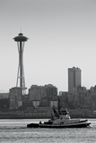 BW Space Needle IV
