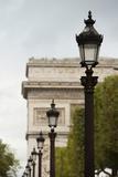 Parisian Lightposts I