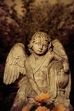 Sculpture of Angel 3