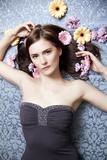 Flowers in Her Hair 2