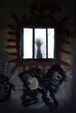 Hand and Window