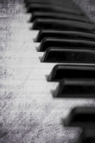 Piano Keys 1 Papier Photo par Svetlana Sewell