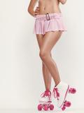 Pink Roller-Skates