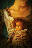 Woman with a Doll