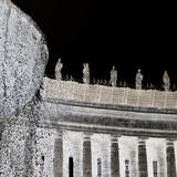 St Peter'S  Rome  Night