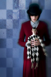 Woman with a Doll 2