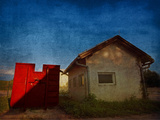 The Red Container