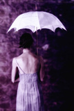 Woman with Umbrella 11
