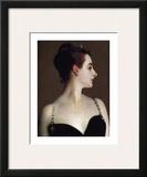 Madame X (detail)