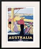 Australia Beach c1929