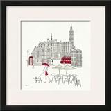 World Cafe I - London Red