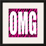 OMG Zebra