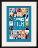 1990s Film Alphabet - A to Z