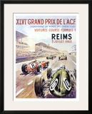 Reims F1 French Grand Prix  c1960