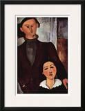 Portrait of Jacques and Berthe Lipchitz