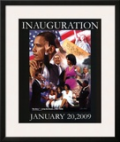 President Barack Obama Inauguration Gregory