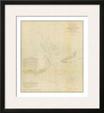 Hatteras Inlet  North Carolina  c1853