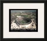 New York Giants New York Jets New Meadowlands Stadium Inaugural Season