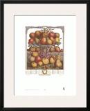Twelve Months of Fruits  1732  December