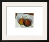 Two Pears  1921