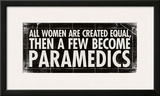 All Women - Paramedics