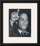 Fiery Speech  Harlem  1963
