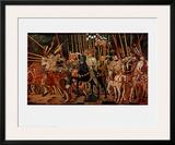The Battle of San Romano  Right Panel  c1454-57