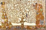 L'arbre de vie - Gustav Klimt Tableau sur toile