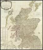 Composite: Scotland or North Britain  c1790