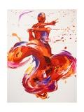 Jazz Giclée par Penny Warden
