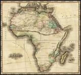 Africa  c1823