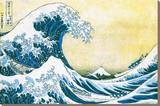 Hokusai - Great Wave