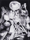 Silver Spoons and Forks