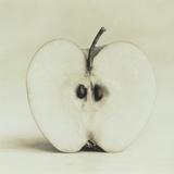Halved Apple