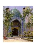 Chanbagh Madrasses  Isfahan