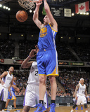 Feb 19  2014  Golden State Warriors vs Sacramento Kings - David Lee
