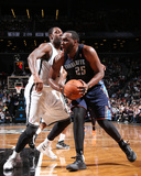 Mar 19  2014  Charlotte Bobcats vs Brooklyn Nets - Al Jefferson