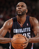 Jan 2  2014  Charlotte Bobcats vs Portland Trail Blazers - Al Jefferson