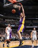Feb 26  2014  Los Angeles Lakers vs Memphis Grizzlies - Pau Gasol