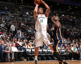 Nov 9  2013  Indiana Pacers vs Brooklyn Nets - Brook Lopez