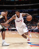Oct 23  2013  Utah Jazz vs Los Angeles Clippers - DeAndre Jordan