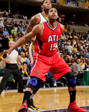 May 1  2013  Atlanta Hawks vs Indiana Pacers (Game Five) - Al Horford