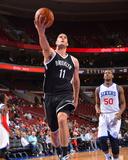 Oct 14  2013  New Jersey Nets  vs Philadelphia 76ers - Brook Lopez