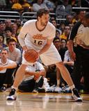 Mar 9  2014  Oklahoma City Thunder vs Los Angeles Lakers - Pau Gasol