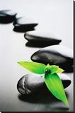 Zen Stones-Green