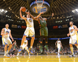 Mar 20  2014  Milwaukee Bucks vs Golden State Warriors - David Lee  Jeff Adrien