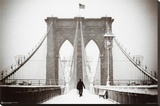 Brooklyn Bridge Winter