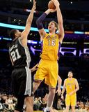 Mar 19  2014  San Antonio Spurs vs Los Angeles Lakers - Pau Gasol