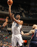 Mar 17  2014  Atlanta Hawks vs Charlotte Bobcats - Al Jefferson
