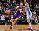 Mar 7  2014  Los Angeles Lakers vs Denver Nuggets - Pau Gasol